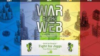 War of the Web - Menu Battle Theme