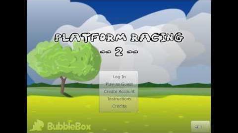 Platform Racing 2 - Dwindled Bible