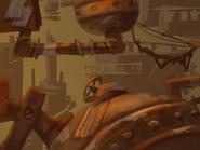 Platform Racing 3 - Industrial Background