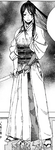 Sagiri's full appearance