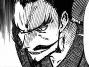 Gantetsusai angry