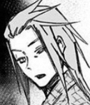 Eizen's left eye