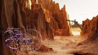 HD The Dark Crystal Age Of Resistance - To The Circle Of The Suns