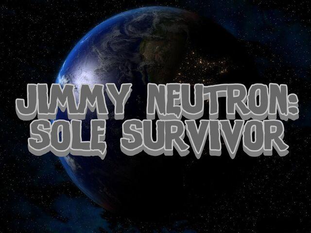File:Jimmy Neutron Sole Survior Logo.jpg