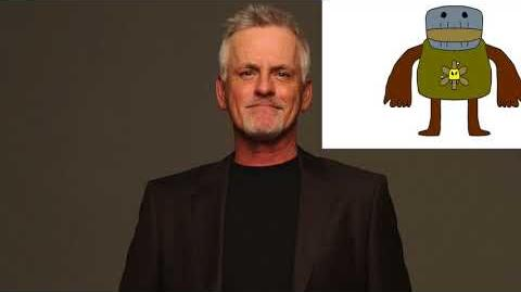 Obscure Voices Rob Paulsen as the Herminator