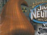 Jimmy Neutron vs. Jimmy Negatron