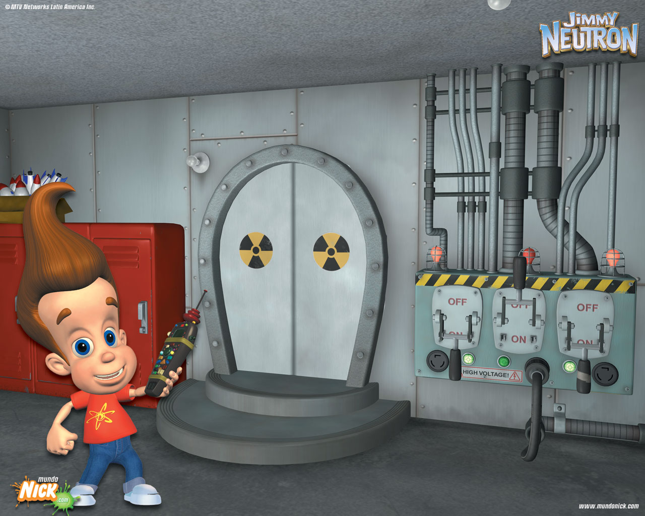 List Of Jimmy Neutrons Inventions Jimmy Neutron Wiki Fandom