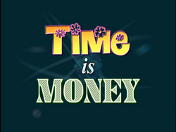 Time is Money (Tiltle Card)
