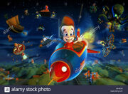 Jimmy Neutron Boy Genius Amusement Park Space Armada