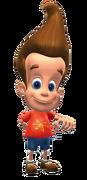 Jimmy neutron pose