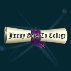 Jimmy Goes to College Title Card