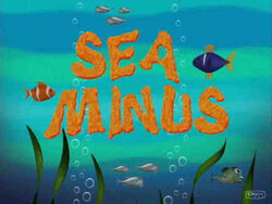 SeaMinus