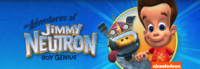 Jimmy Neutron Banner