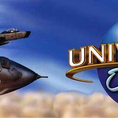 Jimmy Neutron's Nicktoon Blast Universal Orlando Poster