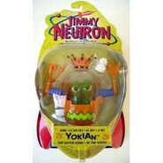 Figurine-Jimmy-Neutron---Le-Roi-Des-Yokian---Mattel-844737799 ML