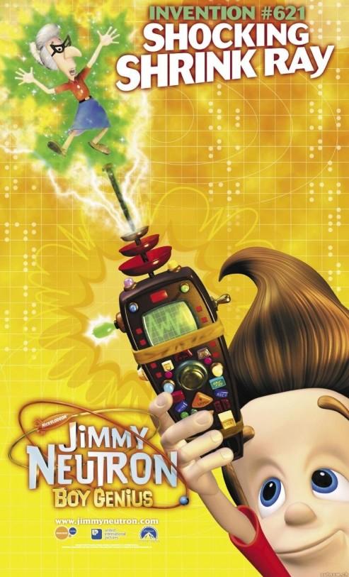image affiche jimmy neutron un garcon genial jimmy neutron boy