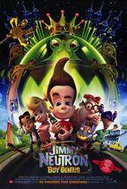 Jimmy Neutron Boy Genius film