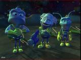 Zix, Travoltron, and Tee