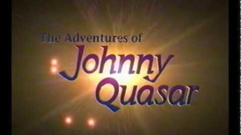 Johnny Quasar FULL 1997 Demo (Jimmy Neutron)