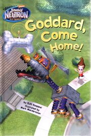 Jimmy Neutron Goddard Come Home