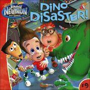 Jimmy Neutron Dino Disaster! Book-1-