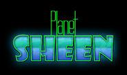 Planet Sheen Logo Concept 2