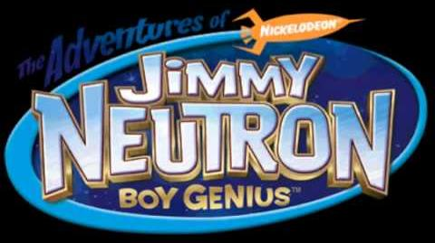 The Adventures of Jimmy Neutron Boy Genius Cool As Can Be