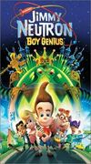 Jimmy Neutron Boy Genuis VHS