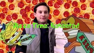 YouTube Poop Pizza Time (Reheated)