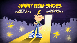 Jimmy New-Shoes