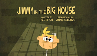 Jimmy In The Big House title card