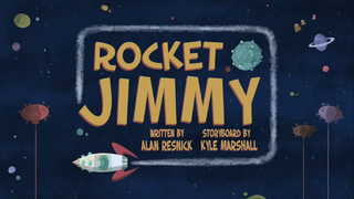 Rocket Jimmy