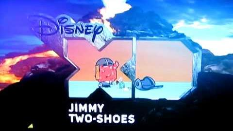 Jimmy Two Shoes On Disney XD
