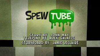 SpewTube Logo