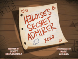 Heloise's Secret Admirer