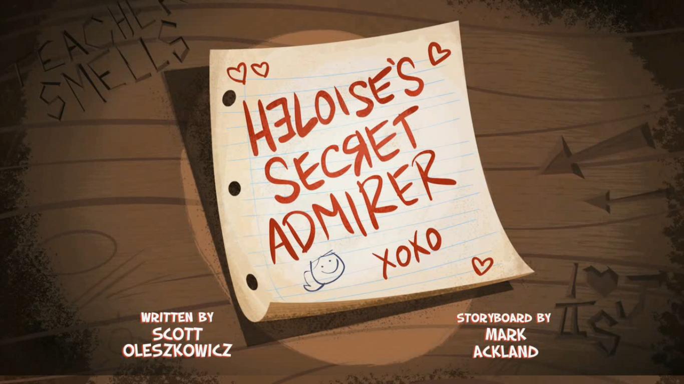 Heloise's Secret Admirer