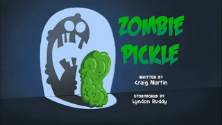 Zombie Pickle