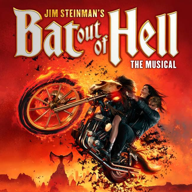 Bat out of Hell at the Dominion Theatre, London