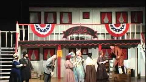 Pain Humbles - from The Confidence Man - Beechmont Players