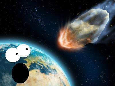 Asteroid-hits-earth-2