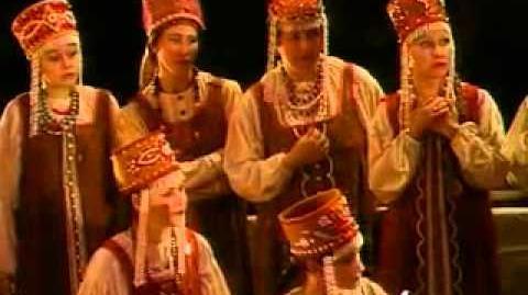 "М.И. Глинка. Опера ""Жизнь за царя"" (Иван Сусанин)"