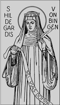 200px-Hildegard of Bingen