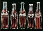 Бутылки из под кока-колы 1989 года