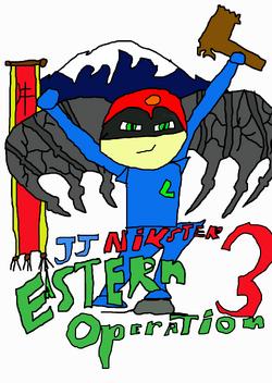 Artwork for JJ Nikster 3