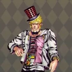Caesar Costume A in <i>All Star Battle</i>