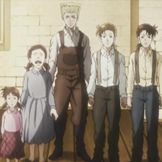 Caesar's Siblings Anime