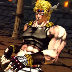 Caesar's 2nd Alternate Costume, <i>ASB</i>
