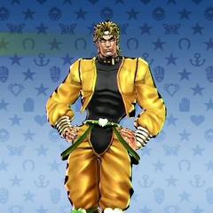 DIO's Standard Costume in <i>EoH</i>
