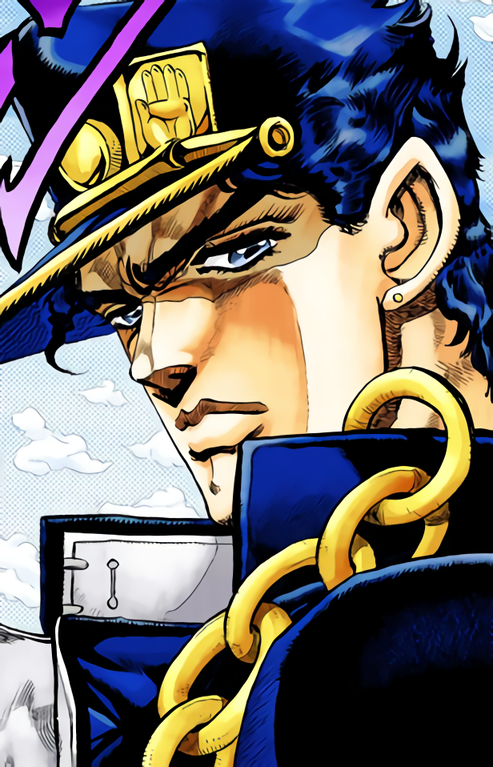 Jotaro Kujo | JoJo's Bizarre Encyclopedia | FANDOM powered