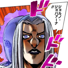 Abbacchio decides to use his Stand